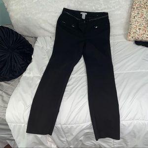 H&M Straight Leg Black Pants